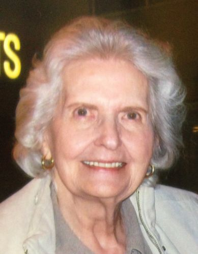 Virginia Avis Lawson (Sprague)