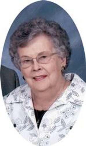 Elaine Darlene Wellvang