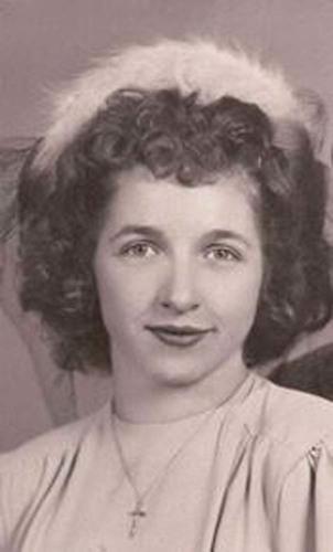 Lenore Mildred Vanberg