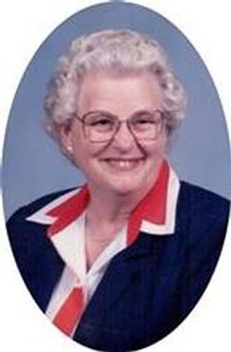 Margery Ann Hart