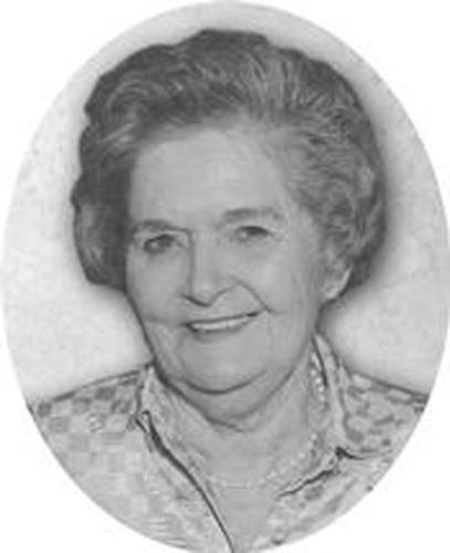 Hazel Katherine Wilson