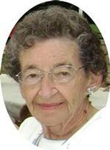 Margaret Louise Hodge