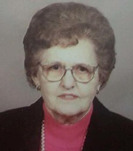 Bernadine 'Betty' Marie Betcher