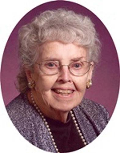 Frances Bell Christianson