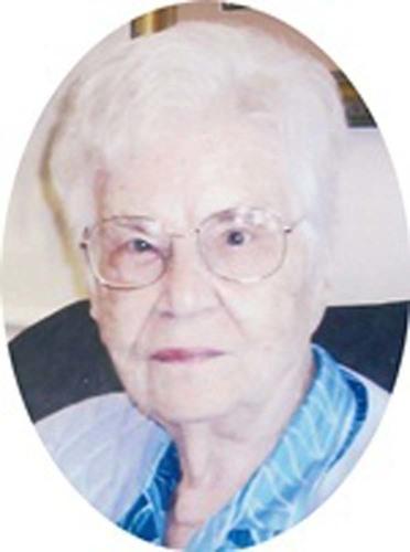 Gertrude B. Luckow