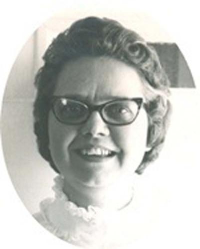 Violet Melvina Waadevig