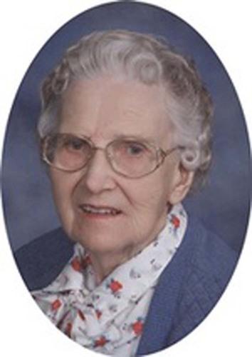Hazel E. A. Oldenburg