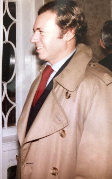 Peter Lawrence  Larkin