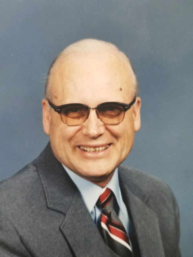 Calvin Thomas Harwick