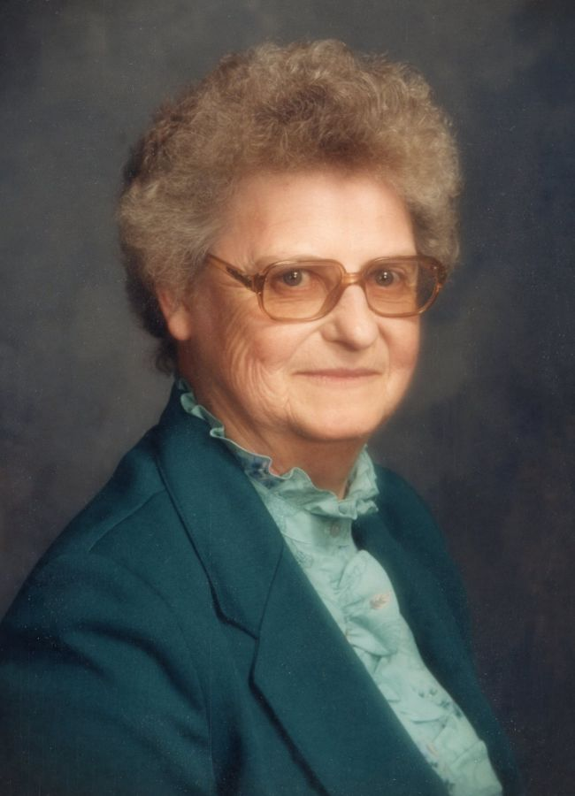 Margaret Angeline Zacharias
