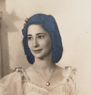 Jewell Bernice Wuntch Zimmerman