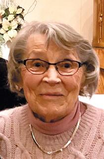 Doraine Mae Strandberg