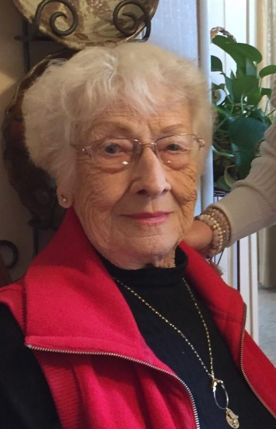 Martha  M. Supernaw