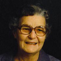 Minnie Peterson
