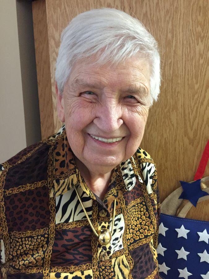 Bernice A. Caspers