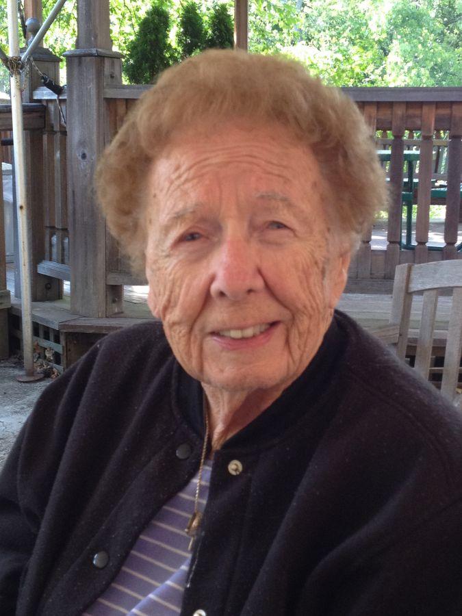 Frances K. Van Buren