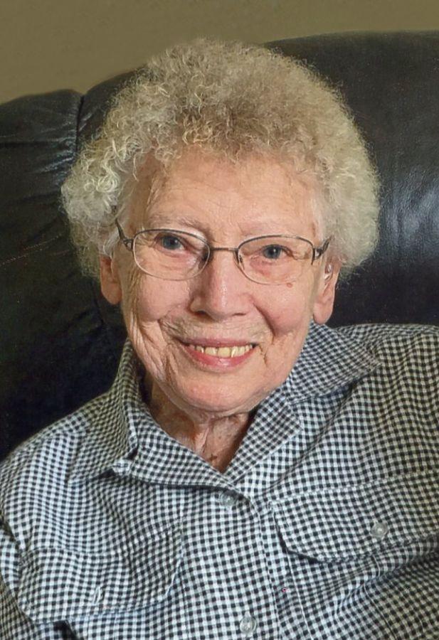 Gertrude Muhlenbruch