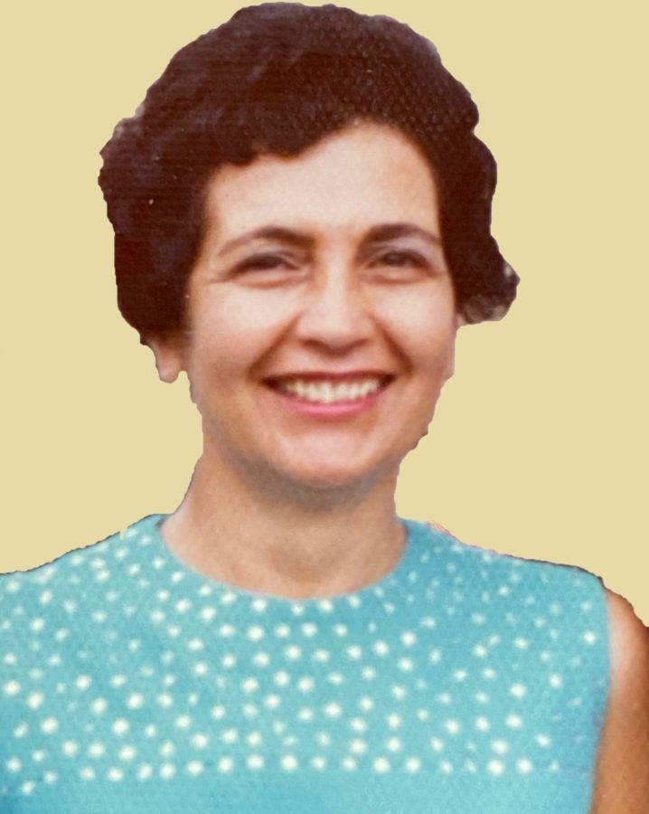 Mary J. Rowen