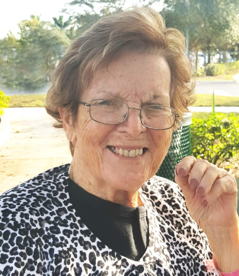 Betty (Alma) Johnston Johnson