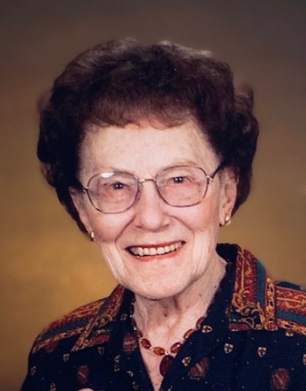 Edna D. Van Zee