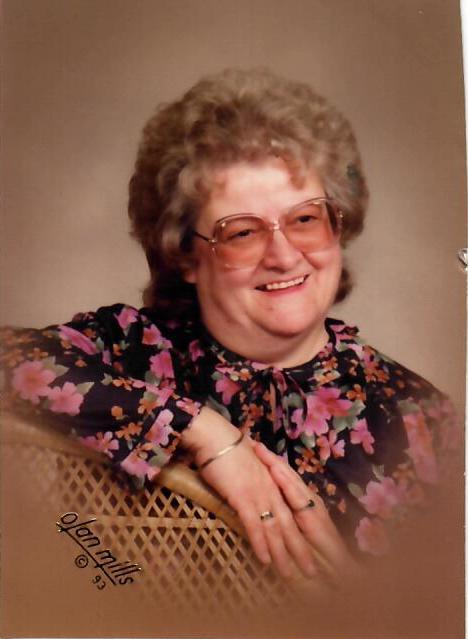 Donna Mae Sparks