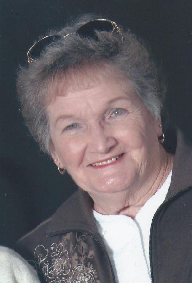 Augusta LaVerne Crosby Barnhill