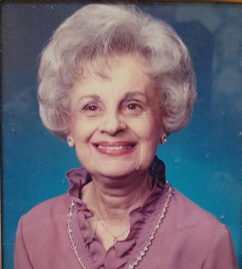 Marguerite Rae Boyer