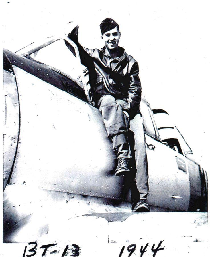 Major Robert Smith USAF (Ret.)