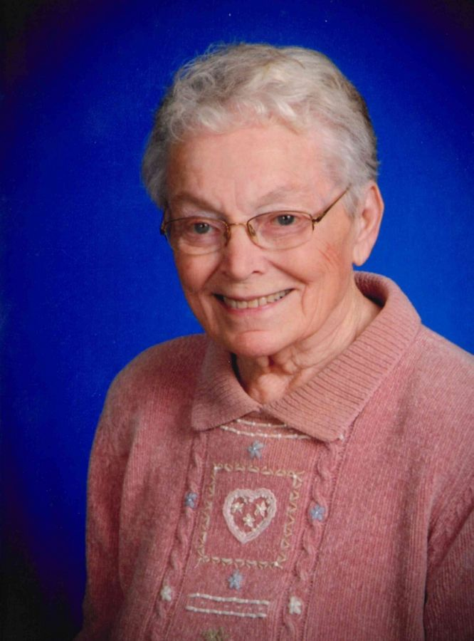 Dorothy Mae Van Wyk