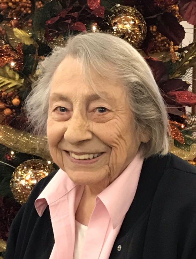 Mary Frances Curtis
