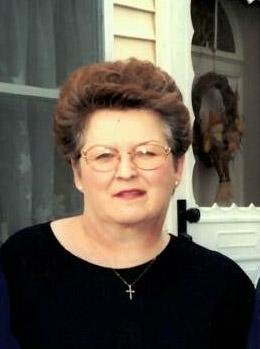 Betty  Ann Brown
