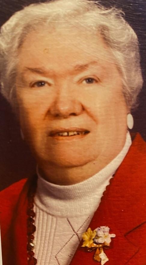 Rhoda Mae Smith