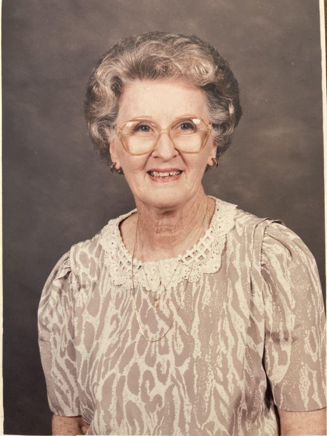 Martha Sue Martin