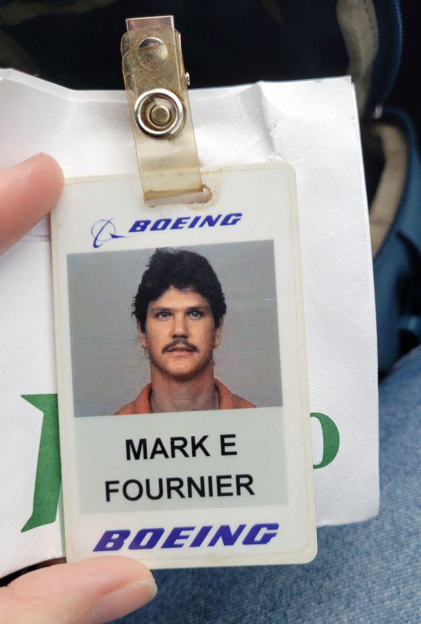 Mark Edward Fournier