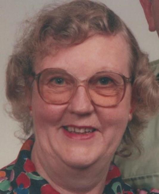 "Elizabeth ""Betty"" Ann Claude    03/08/2015"