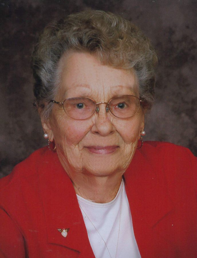 Mary Ann Laverne Engle