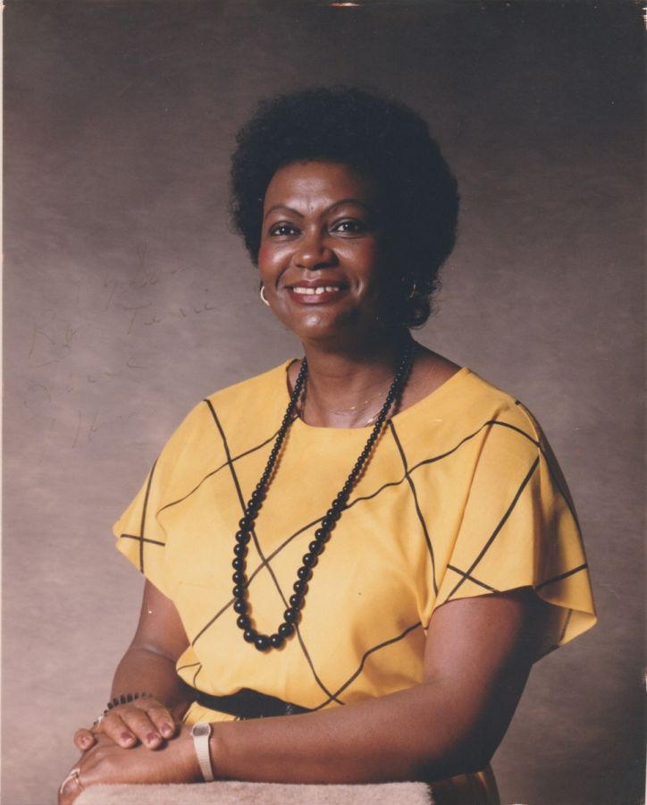 Mary Frances McCall-Coleman