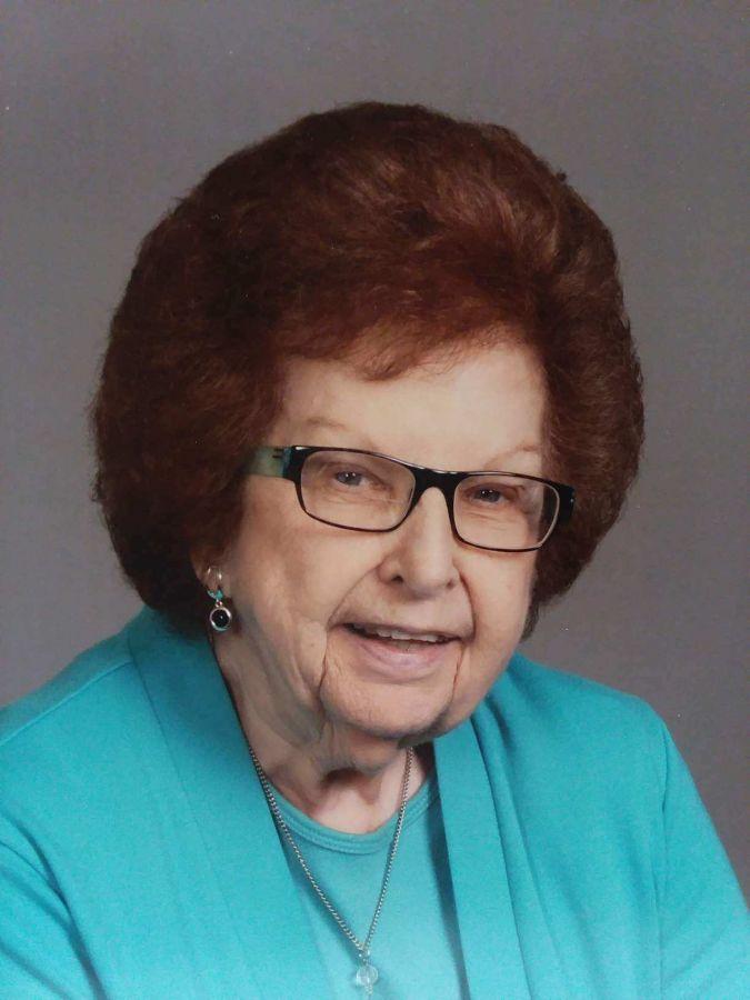 Irene Marie Knick