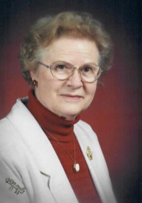 Helen Mary Edmonds