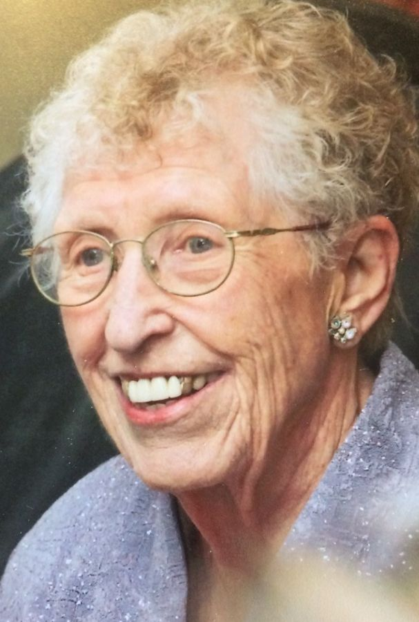 Doris Eleanor Meyers