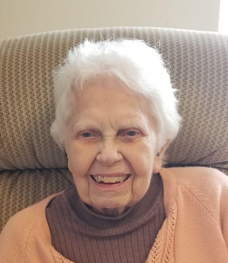 Doris Mae Golberg