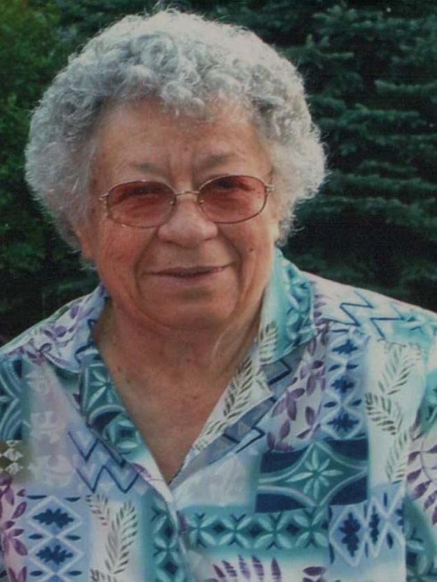 Louise Bessie Miller