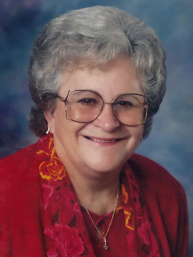 Lois Margaret Fry
