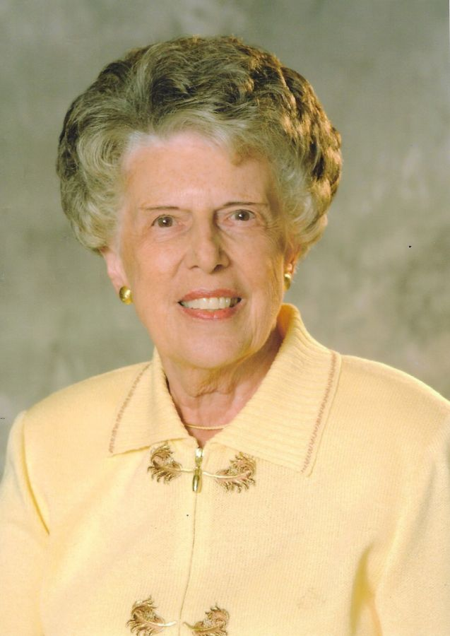 Jane Kay Nugent