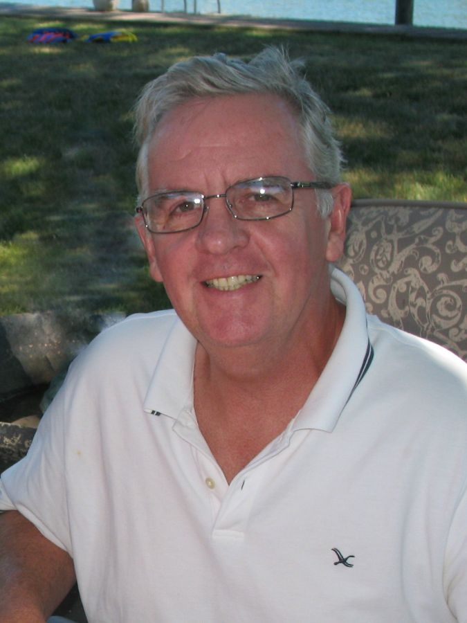 Gregory James McCaffrey