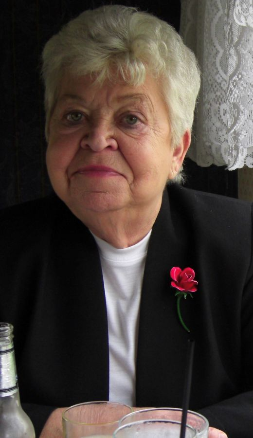 Barbara Faye Berg Long